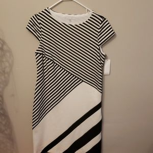 Sadra Darren striped dress